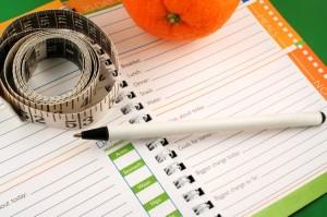Ημερολόγιο άσκησης και διατροφής