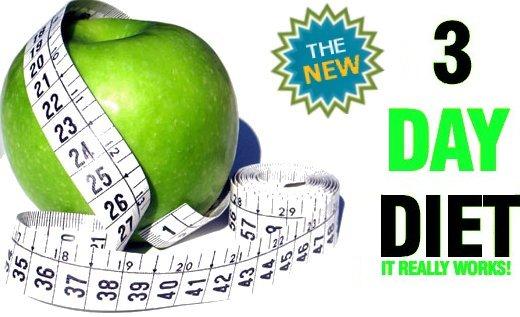 Δίαιτα Αστραπή 3 Ημερών