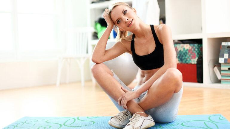 Αερόβια άσκηση στο σπίτι