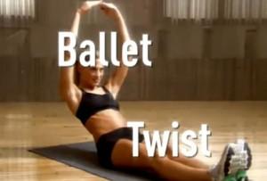 Γυμναστική μπαλέτου