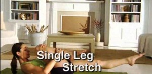 Κοιλιακοί Pilates