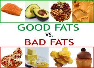 υγιεινή διατροφή λιπαρά