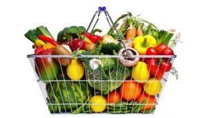 υγιεινή διατροφή φρούτα λαχανικά