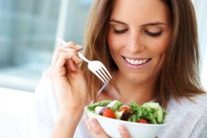 σωστή διατροφή για γυναίκες