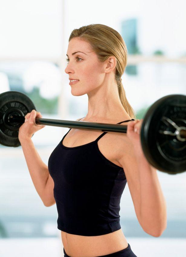 γυμναστική και διατροφή για γράμμωση