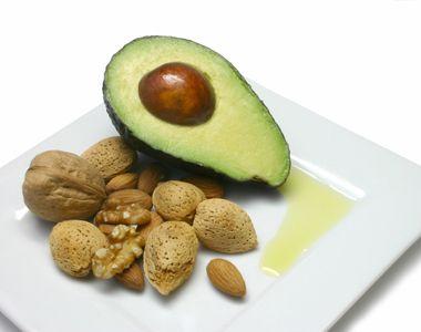 καλό λίπος και διατροφή για γράμμωση