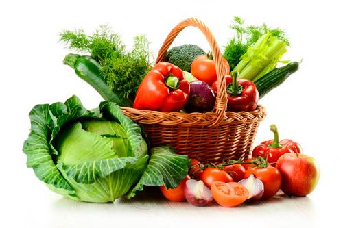 λαχανικά και διατροφή για γράμμωση