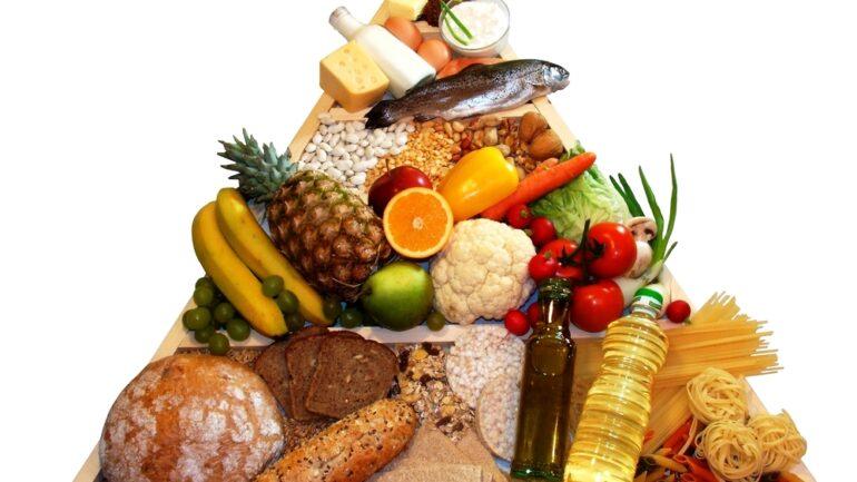διατροφική πυραμίδα διατροφής 1