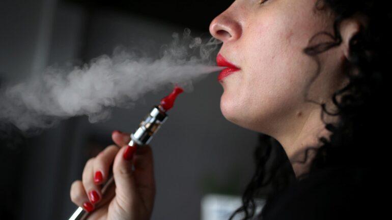 ηλεκτρονικό τσιγάρο καρκινογόνο 1